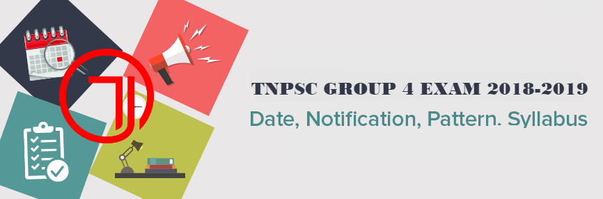 TNPSC Group 4 Official Notification 2018